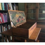 Image of Antique General Store Counter Display Seed Box