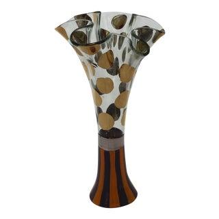 MacKenzie Childs Circus Bud Vase