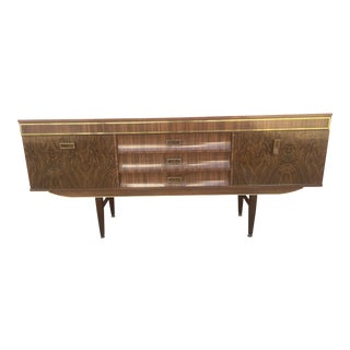Mid-Century Modern Formica Credenza