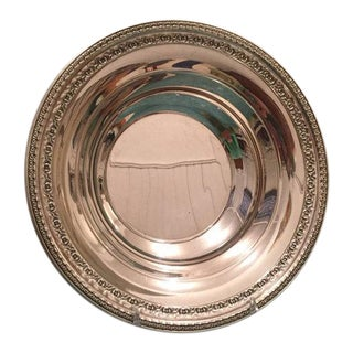 Reed & Barton Silver Plated Serving Bowl
