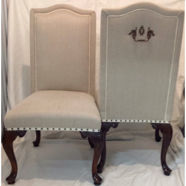 Maitland Smith Dining Chair - Set of 4 - Image 2 of 7