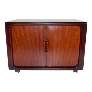 1970's Dyrlund Danish Rosewood Sideboard/Tv Stand