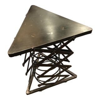 Restoration Hardware Industrial Table