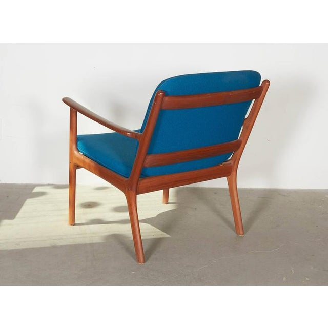 Danish Armchair by Ole Wancher - Image 5 of 5