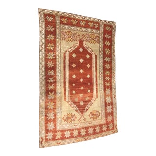 "Bellwether Rugs Vintage Turkish Oushak Rug - 2'9"" X 4'2"""