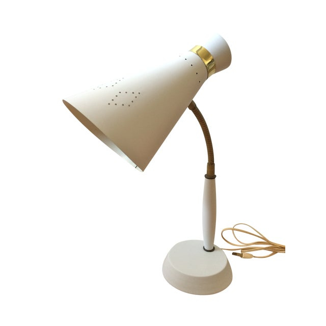 Mid-Century Bullet Lamp - Image 2 of 8