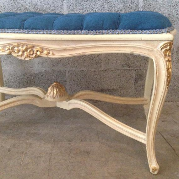 French Design Bed Bench - Image 5 of 6