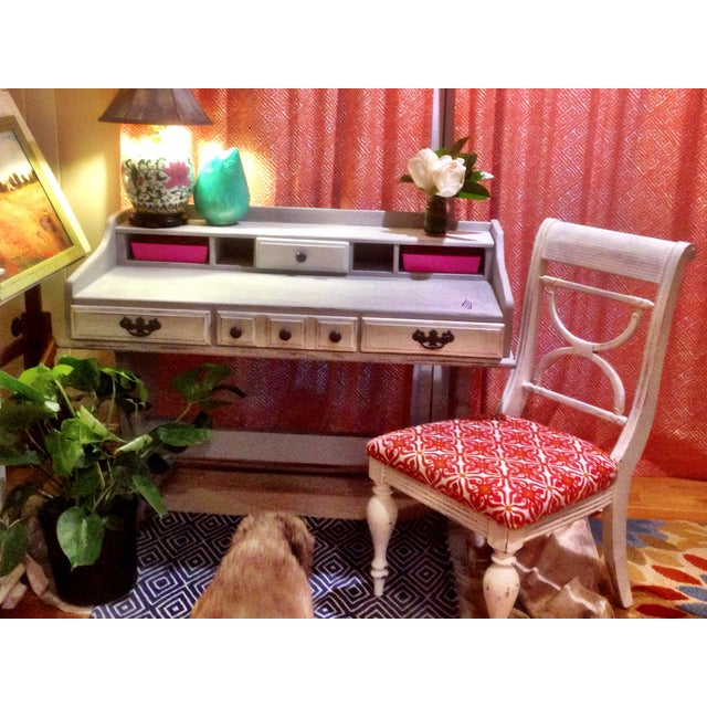 Antique Young Hinkle Desk - Image 6 of 9