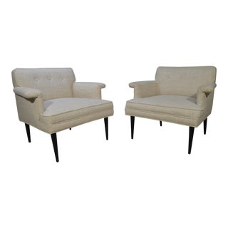 Paul McCobb Mid-Century Lounge Chairs- A Pair