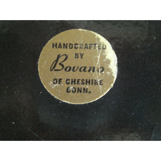 Mid-Century Copper Enamel Bowl/ Bovano - Image 4 of 5