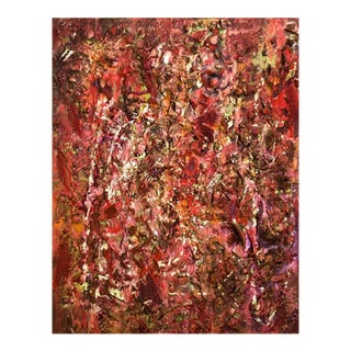 """Rocky Road"" Painting"