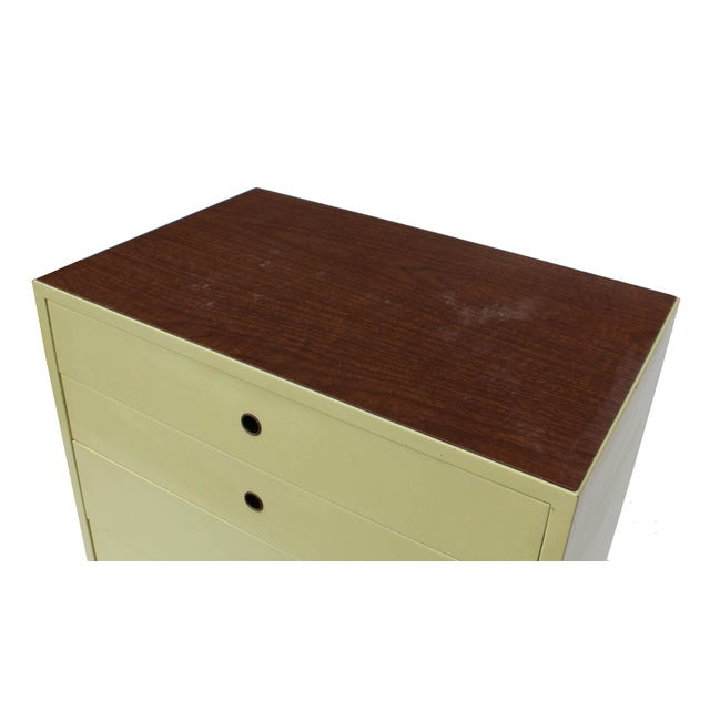 Early Modern Chest Dresser by Norman Bel Geddes for Simmons, #2 - Image 4 of 10