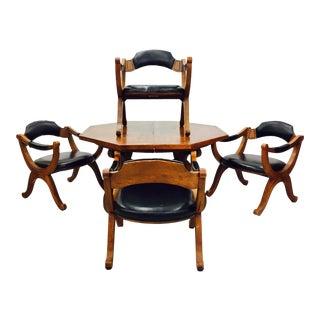 Vintage Drexel ESPERANTO Chairs & Table Set