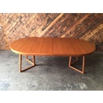 Image of Mid-Century Arne Vodder Dining Set