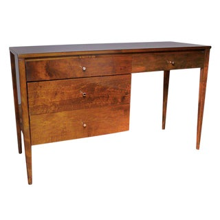 Paul McCobb Walnut Desk