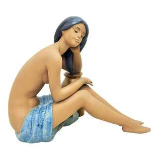Lladro Ceramic Sculpture , Spain