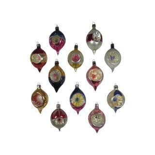 Polish Indent Ornaments - Set of 12
