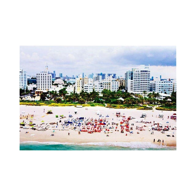 """Cheryl Maeder """"South Beach Cityscape"""" - Image 1 of 1"""
