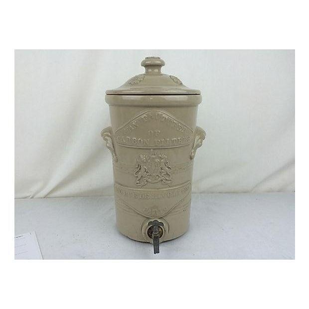 Image of Paris Stoneware Water Filter & Dispenser
