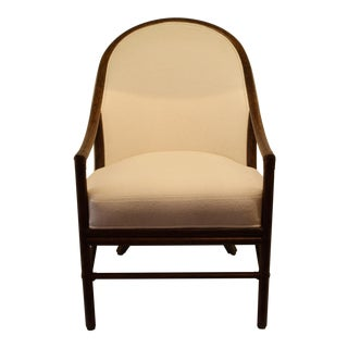 McGuire Orlando Diaz-Azcuy Aria Dining Arm Chair