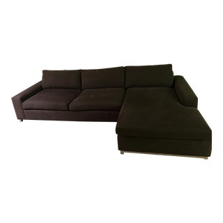 Room & Board Klein Sectional Sofa with Right-Arm Chaise