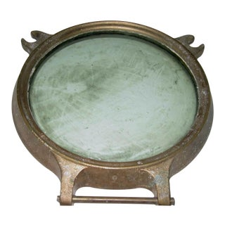 Lower Laker Brass Porthole