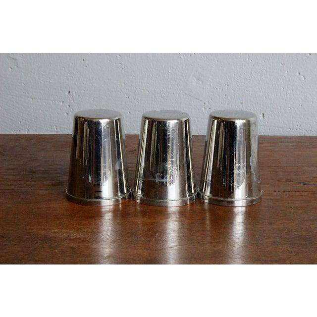 Image of German Stainless Steel Jigger - Set of 3