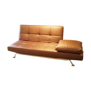 Ligne Roset Brown Smala Sofa and Two Chaises