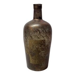 Cotton Mill Bottle Glass Jar
