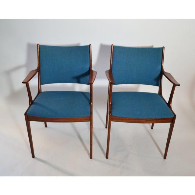 Joannes Andersen Danish Dining Chairs - Set of 6 - Image 3 of 3