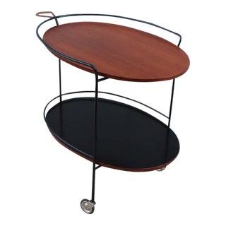 Danish Bar Cart