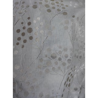 Avant Garde Embroidery Fabric - 9 Yards