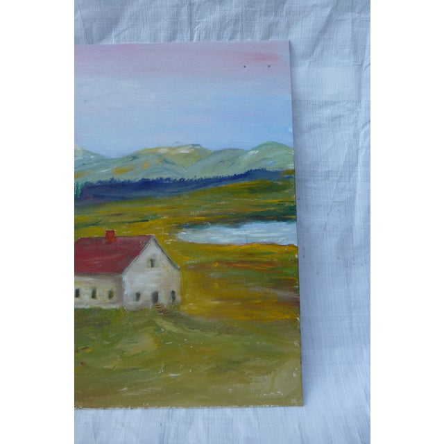 MCM Painting Rural Scene by H.L. Musgrave - Image 5 of 6