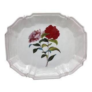 John Derian Stuttgart Flower Platter