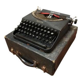 Antique Remington Remette Portable Typewriter