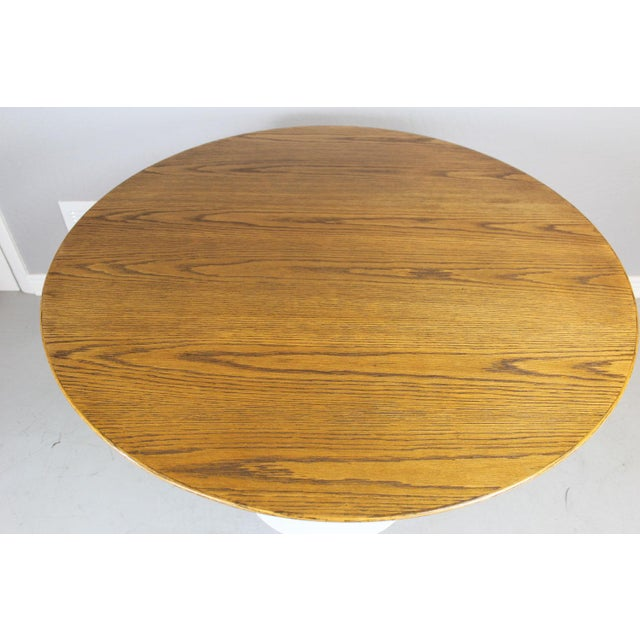 Eero Saarinen for Knoll Dining Table & Chairs -S/5 - Image 6 of 11