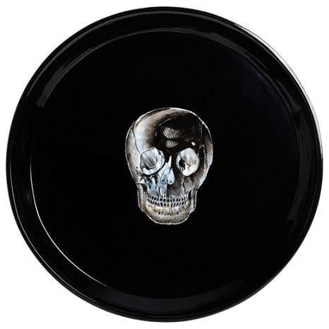 Image of Mother of Pearl Skull Tray