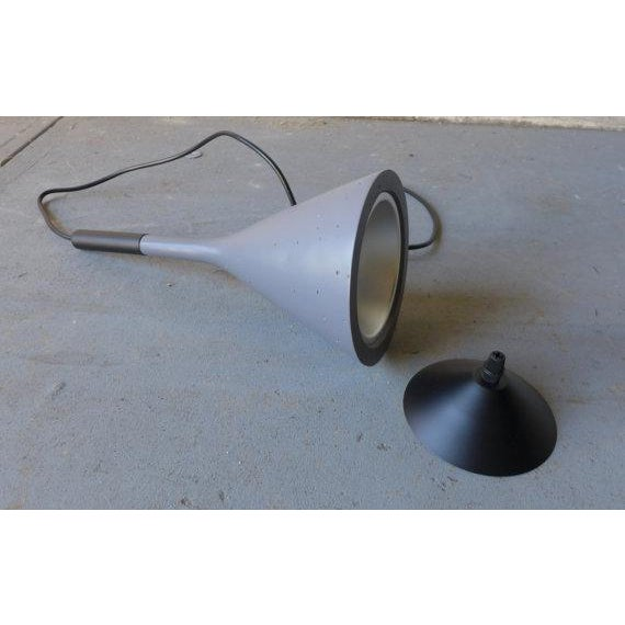 Modern Funnel Pendant Lamp - Image 6 of 6