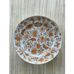 Image of Mottahedeh Bird Butterfly Salad Plates - Set of 5
