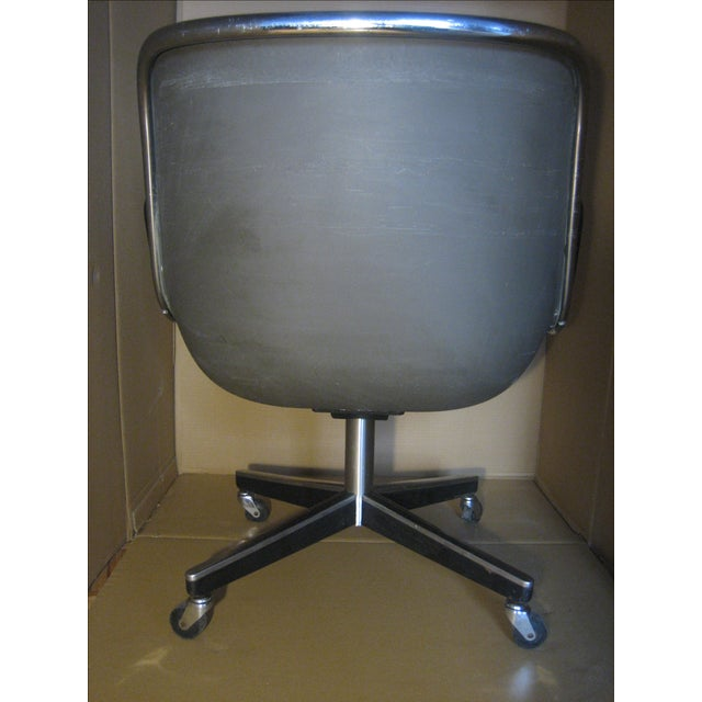 Original Knoll Executive Chair by Charles Pollock - Image 4 of 7