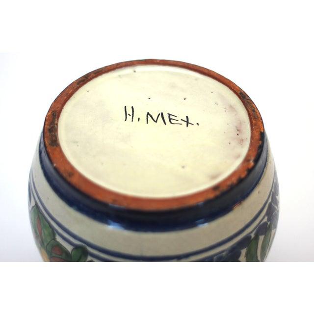 Vintage Mexican Ceramic Urn - Image 4 of 4
