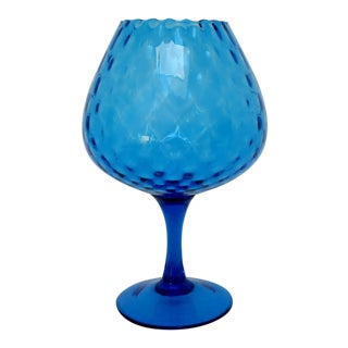 Vintage Italian Goblet Vase