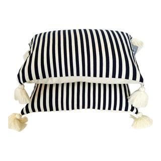 Organic Pima Cotton Pillows - A Pair