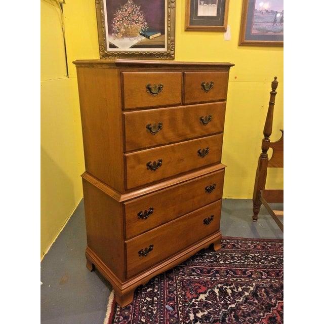 Vintage Heywood Wakefield 5 Piece Wintrhop Bedroom Set Chairish