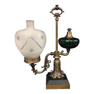 Mid-Century Westwood Bronze Desk Lamp