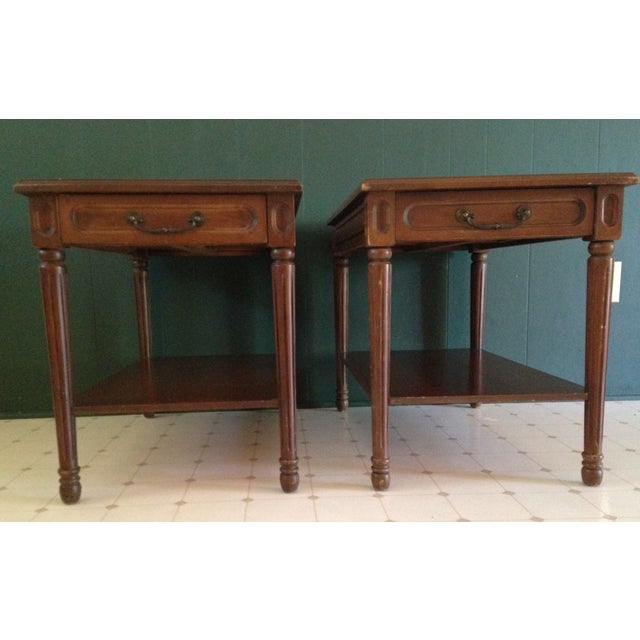 Mersman Side Tables - A Pair - Image 2 of 7