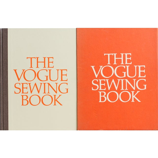 Vintage Vogue Sewing Book - Image 1 of 4