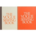 Image of Vintage Vogue Sewing Book