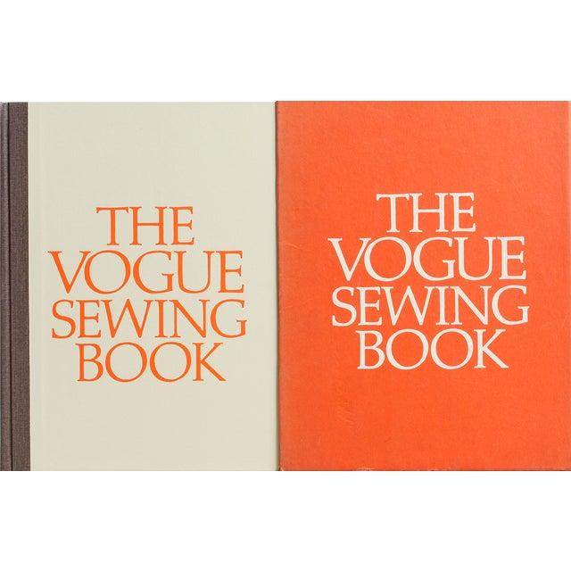 Image of Vintage Vogue Sewing Book