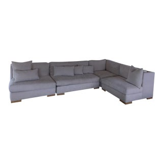 HD Buttercup Contemporary Sectional